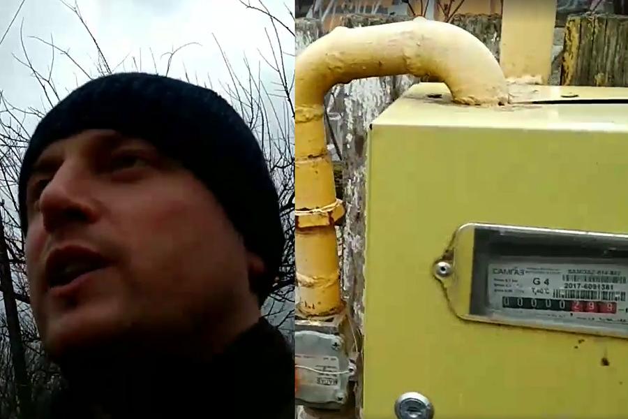Мешканець Вінничини: Мені треба заплатити 4620 грн за газ, яким я не користувався
