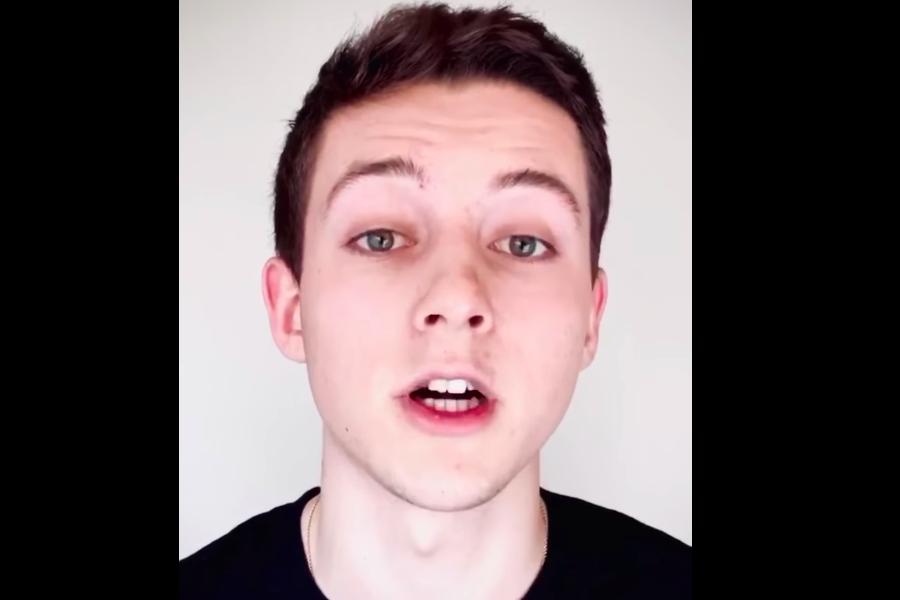 Відео: Юнак з Білорусі Данило Гайдамаха звернувся до всіх українців з чудовим закликом про нашу мову