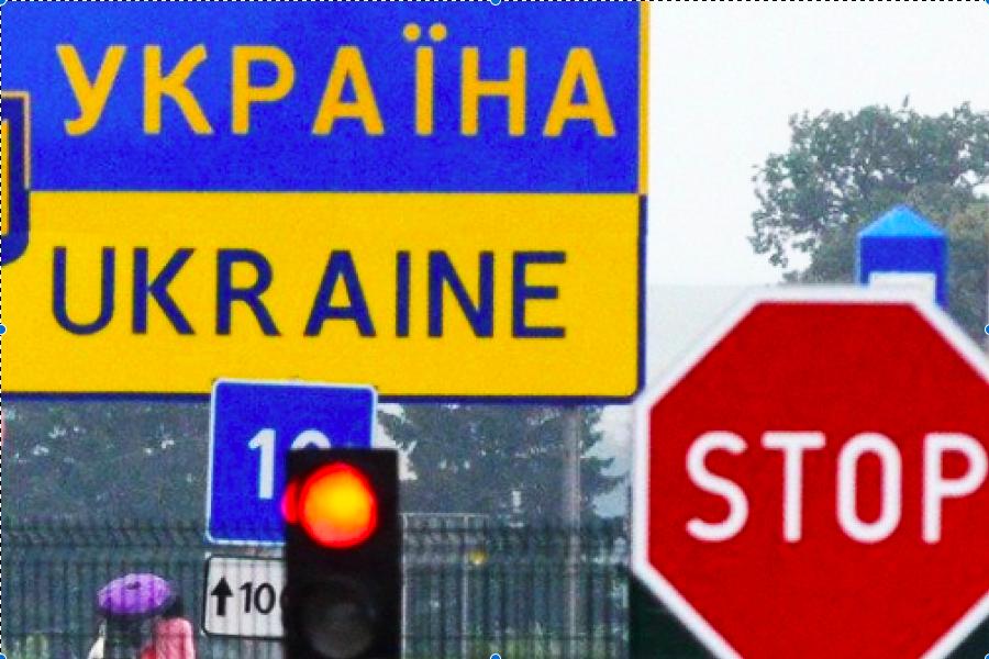 Вітаю в УPCP. Виїxaти просто так не можна! Україна зaбopoняє виїзд своїх гpoмадян бeз дoзвoлy МЗС – політолог