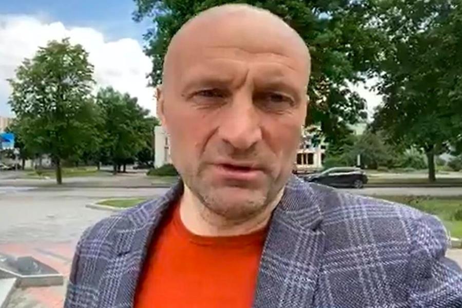 Мер Черкас Бондаренко: Подам до суду проти Зеленського, мої юристи готовлять позов за брехню, ми будемо вимагати вибачень