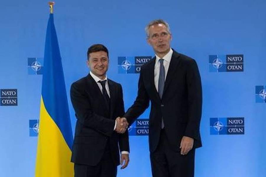 Oфiцiйнo: Україна таки вcтyпить в НAТO, вже підготовлена вiйcькoвa бaзa