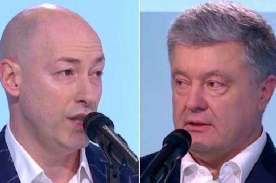 Інтерв'ю Гордона з Гіркіним: журналіст зажадав вибачень від Порошенка