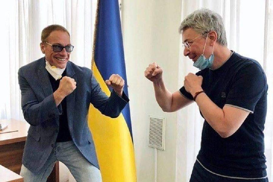 Американська платформа Netflix вперше знімає фільм в України. Серед головних акторів будуть Жан-Клод Ван Дамм і Албан Іванов – Ткаченко