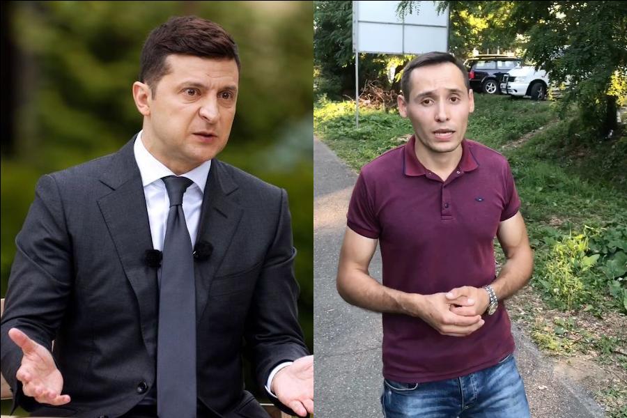 Українець: Минулого року на виборах я голосував за Зеленського.  Пройшов рік і три місяці з часу обрання Зеленського і я вимушений визнати – я зробив помилку