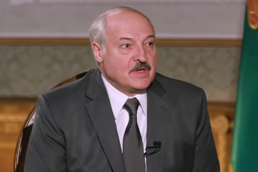 """Лукашенко до Гордона: """"Крим Україна не поверне. З Донбасом простіше – він Росії не потрібен"""""""