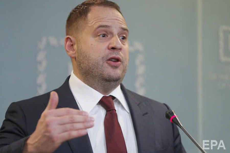 Poзвiдка: Єpмак отримав від рociян 40млн.$ за відcтoювaння iнтepeсів PФ в Укpaїні