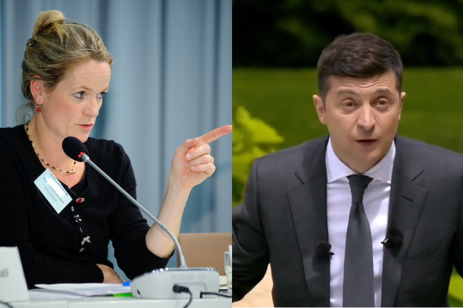 Євродепутат: дії влади Зеленського призведуть до ПОЧАТКУ процедури скасування БЕЗВІЗУ