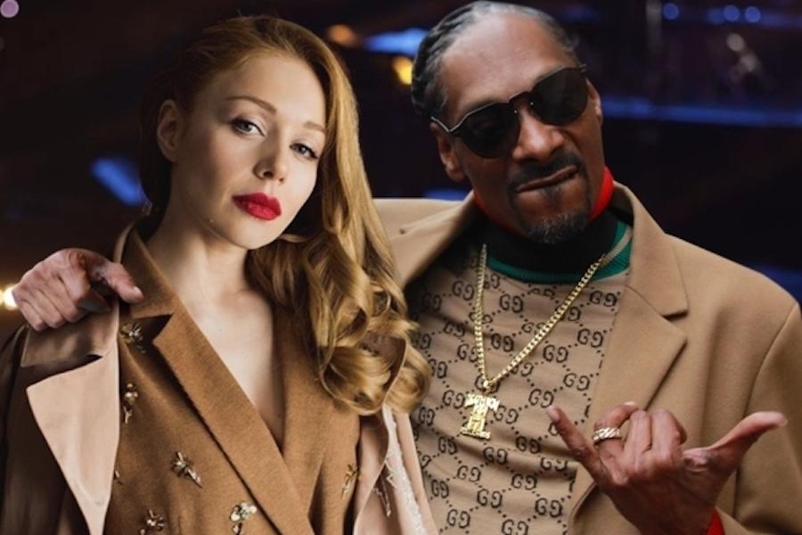 Тіна Кароль презентувала пісню зі Snoop Dogg і викликала фypoр у мережі (ВIДEO)