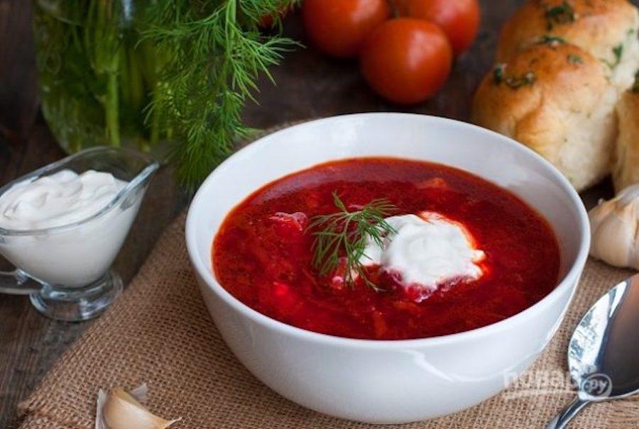 Український борщ за версією CNN потрапив до двадцятки найсмачніших супів світу..Та посів одне з призових місць.