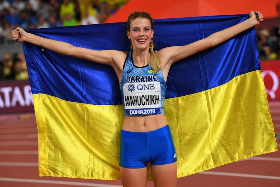 Українська легкоатлетка Ярослава Магучіх встановила світовий рекорд у стрибках у висоту